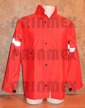 Equipo Moto California Color Rojo