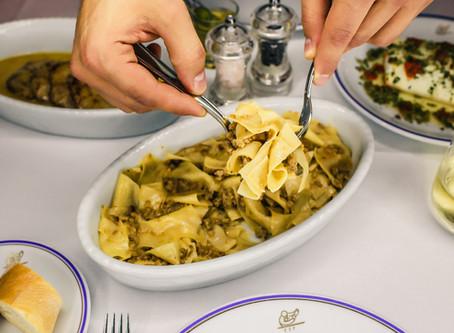 Cipriani Food Brunch  X Galerie Lafayette Brunch