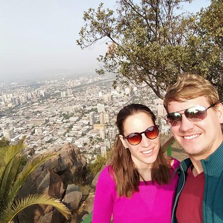 Santiago de Chile - Rövid megálló Peru és Patagónia között