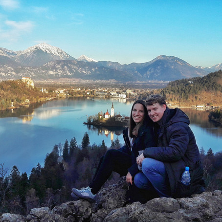 A magical weekend at Lake Bled