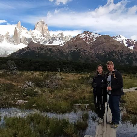 Legjobb túraútvonalak Patagónia argentin részén a Los Glaciares Nemzeti Parkban - Fitz Roy