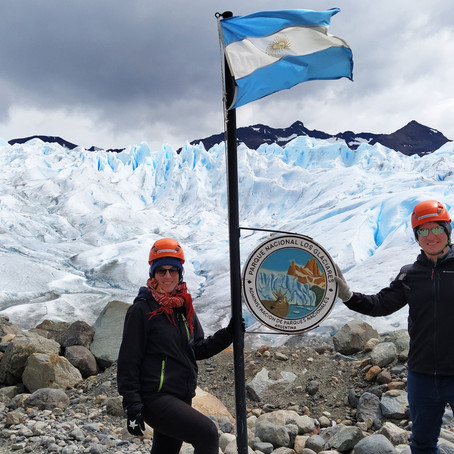 Perito Moreno Gleccser túra - Patagónia
