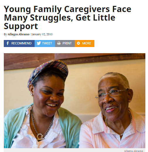 Youth Family Caregivers COME