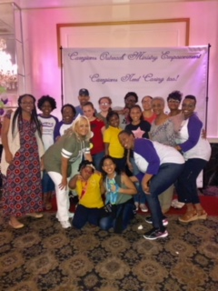 COME's youth caregivers