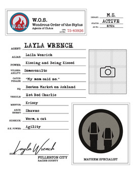 Laila Wrench