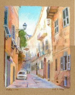 Ruelle dans Bastia