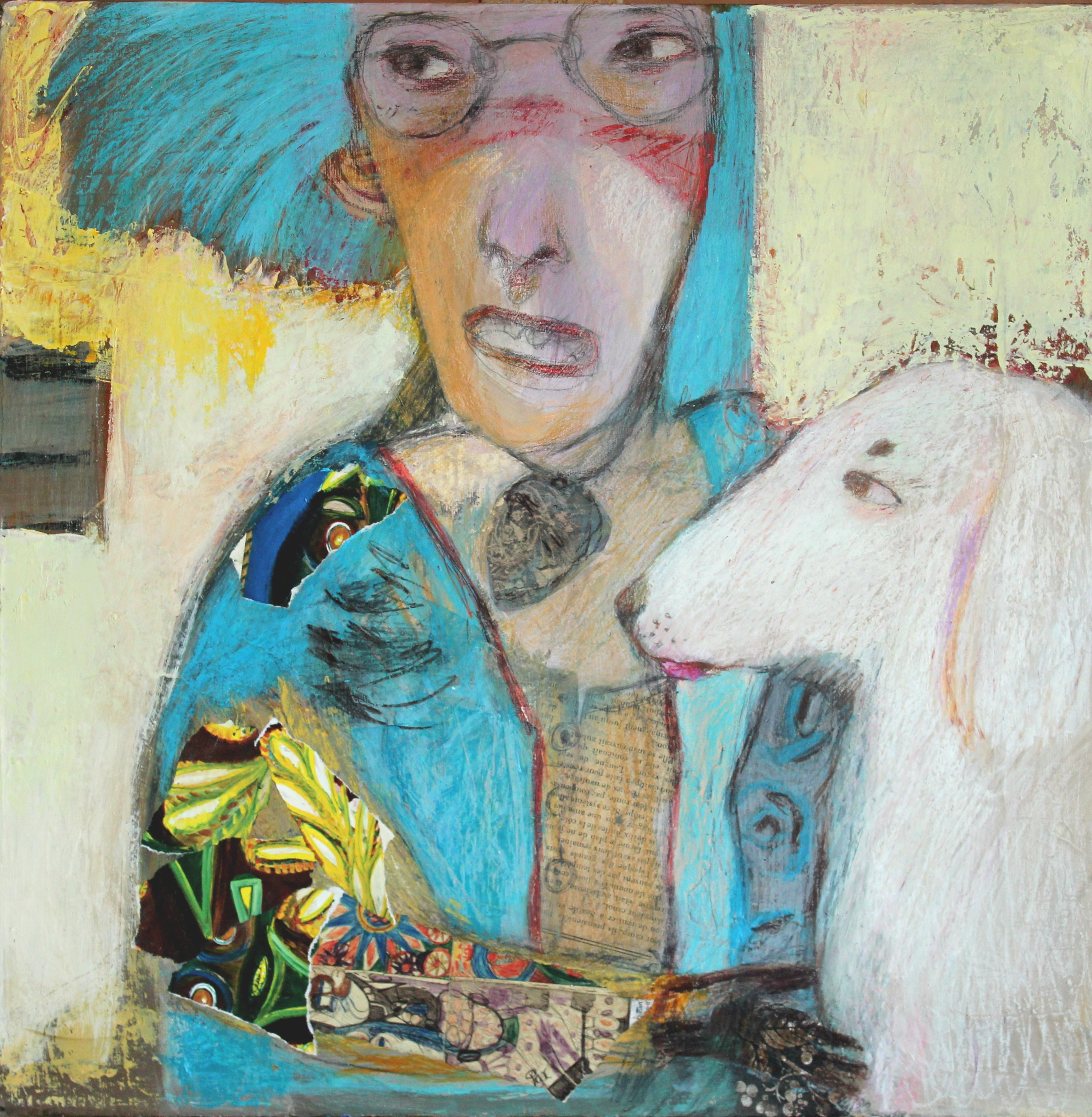 calamity et le chien gentil