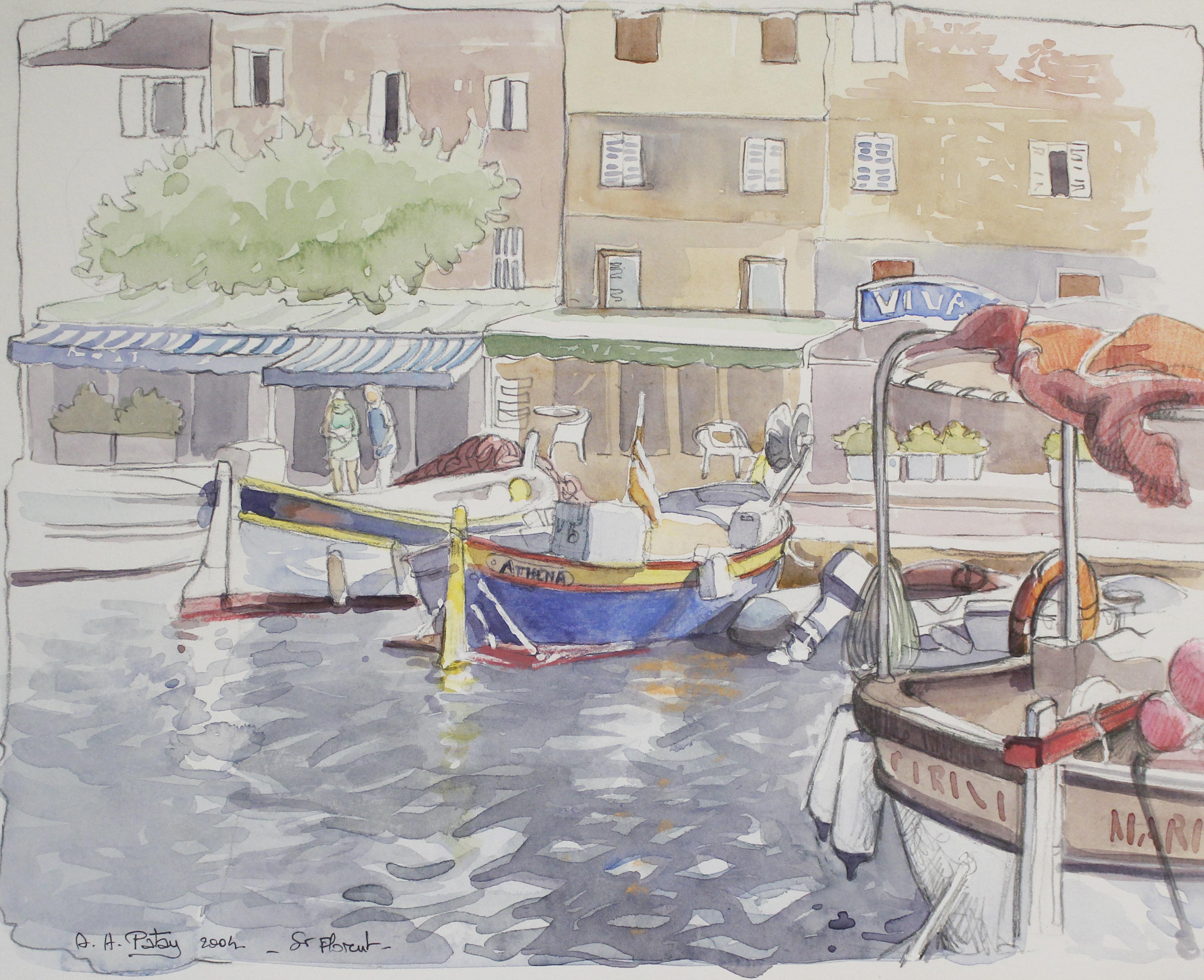 Port de saint Florent(2B)
