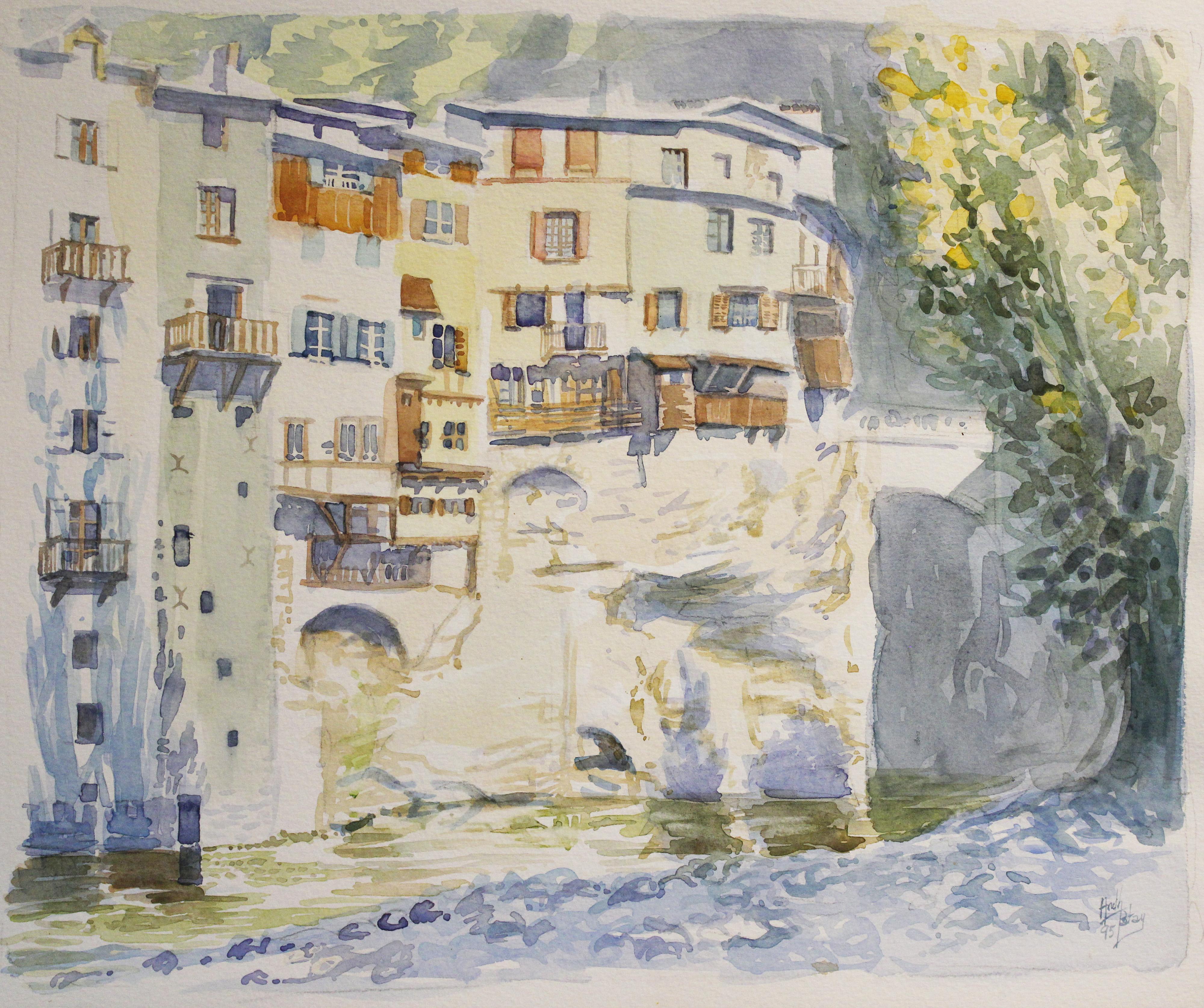 Pont en Royan