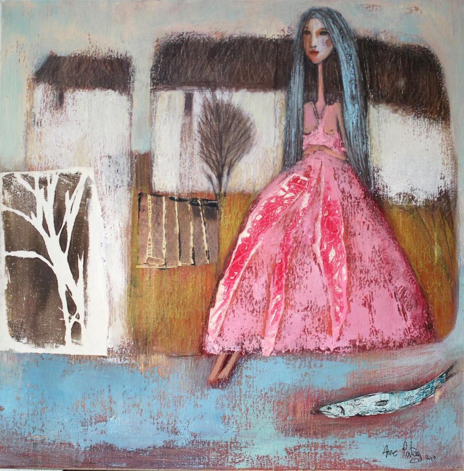 La princesse au hareng