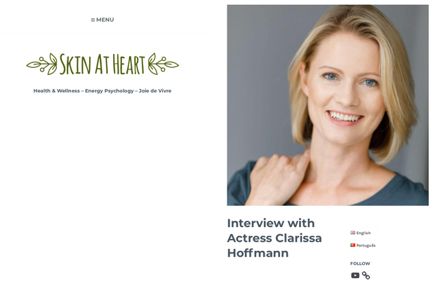 Interview with Skin At Heart