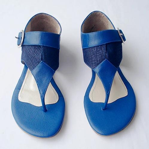 Sandalias Alexa azules