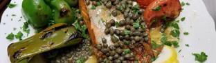 Lebanese Style Salmon