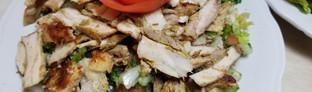 Chicken Shawarma on Fattoush