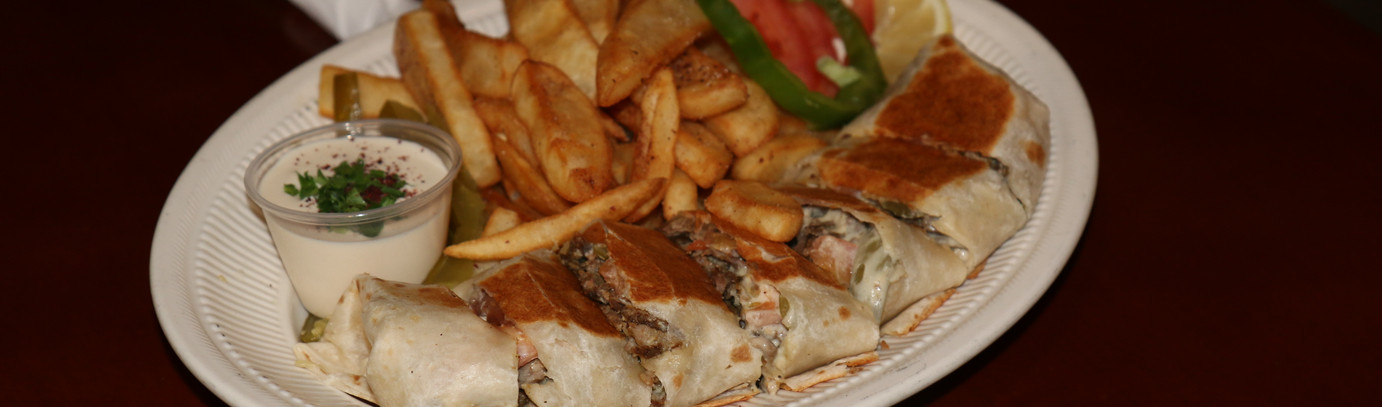 Arabic Cut Shawarma Meal