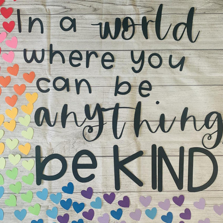 Thankful for Kindness
