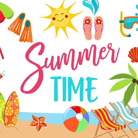 Summer Vacation Is Here, Now What?