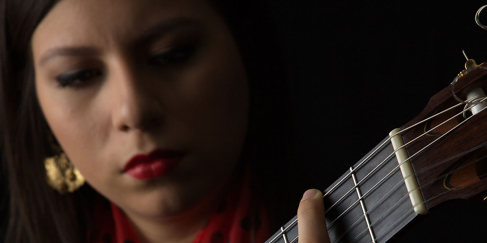 SUMA FLAMENCA 2020-15º Festival. ANDREA SALCEDO: Fuente y Cauce de la Guitarra Flamenca