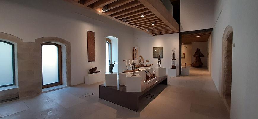 Sala museística El Paular