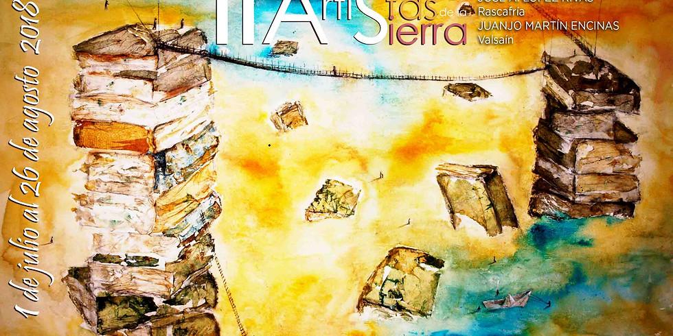 ARTIS. II Encuentro de Artistas de la Sierra