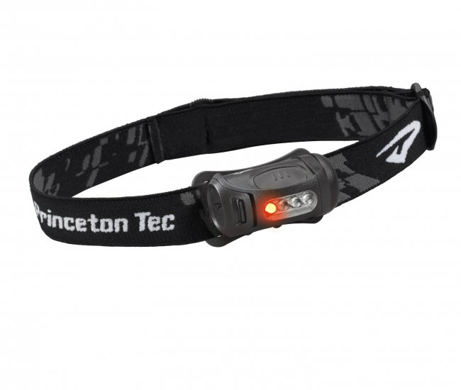 Princeton Tec Fred Headlamp with 16 AAA Batteries