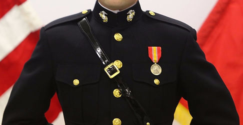 Marine Officer Uniform Regulations 2nd Lt