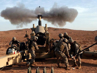 Marine Corps Artillery Officer Life
