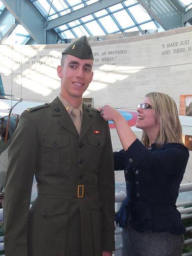 Marine Officer Uniform Regulations 2nd Lt