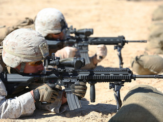Marine Corps Infantry Officer Life
