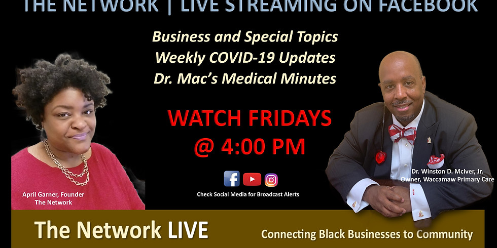 The Network LIVE Weekly Broadcast