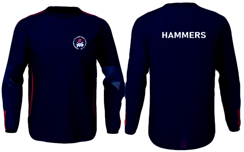 Warm Up/Contact Top - Hammers