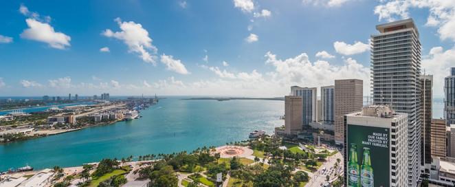 Bayside & Miami Downtown