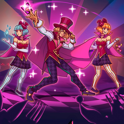 Magical Action Roguelite RPG Dandy Ace Launches March 25th on Steam