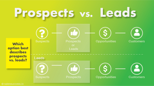 Prospects vs. Leads