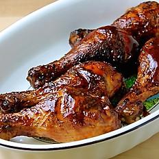 BBQ Chicken/Pollo BBQ