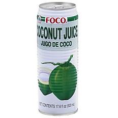 Foco Coconut Water/Agua de Coco