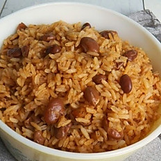 Red Beans Rice/Moro Rojo