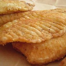 Fried Tilapia/Tilapia Frita