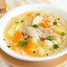 Chicken Soup/Sopa de Pollo