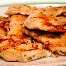 Grilled Chicken Breast/Pechuga a la Plancha