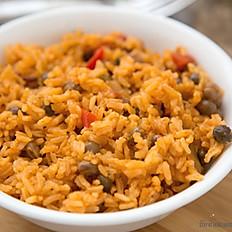 Yellow Rice & Peas/Arroz con Gandules