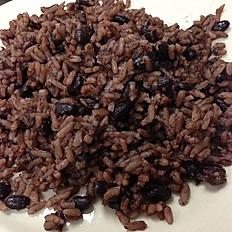 Black Beans Rice/Moro Negro