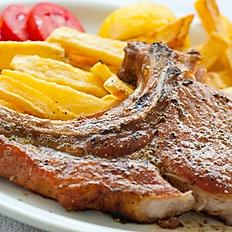 Fried Pork Chop/Chuleta Frita