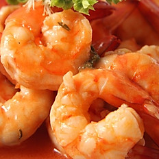 Shrimp Creole/Camarones a la Criolla