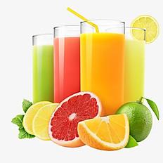 Natural Juices/Jugos Naturales