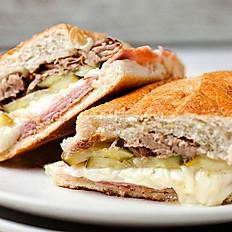Cuban Sandwich/Sandwich Cubano