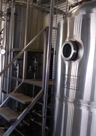 Brew House Tanks
