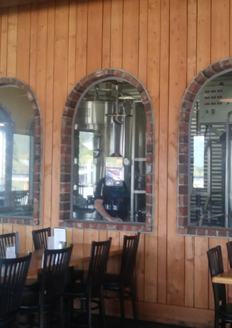 View of Brewhouse