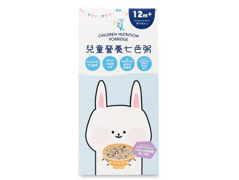 BABY J Children Nutrition Porridge  兒童營養七色粥 1kg