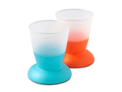 BABYBJORN Cup 2pc  無雙酚A易握水杯2個裝